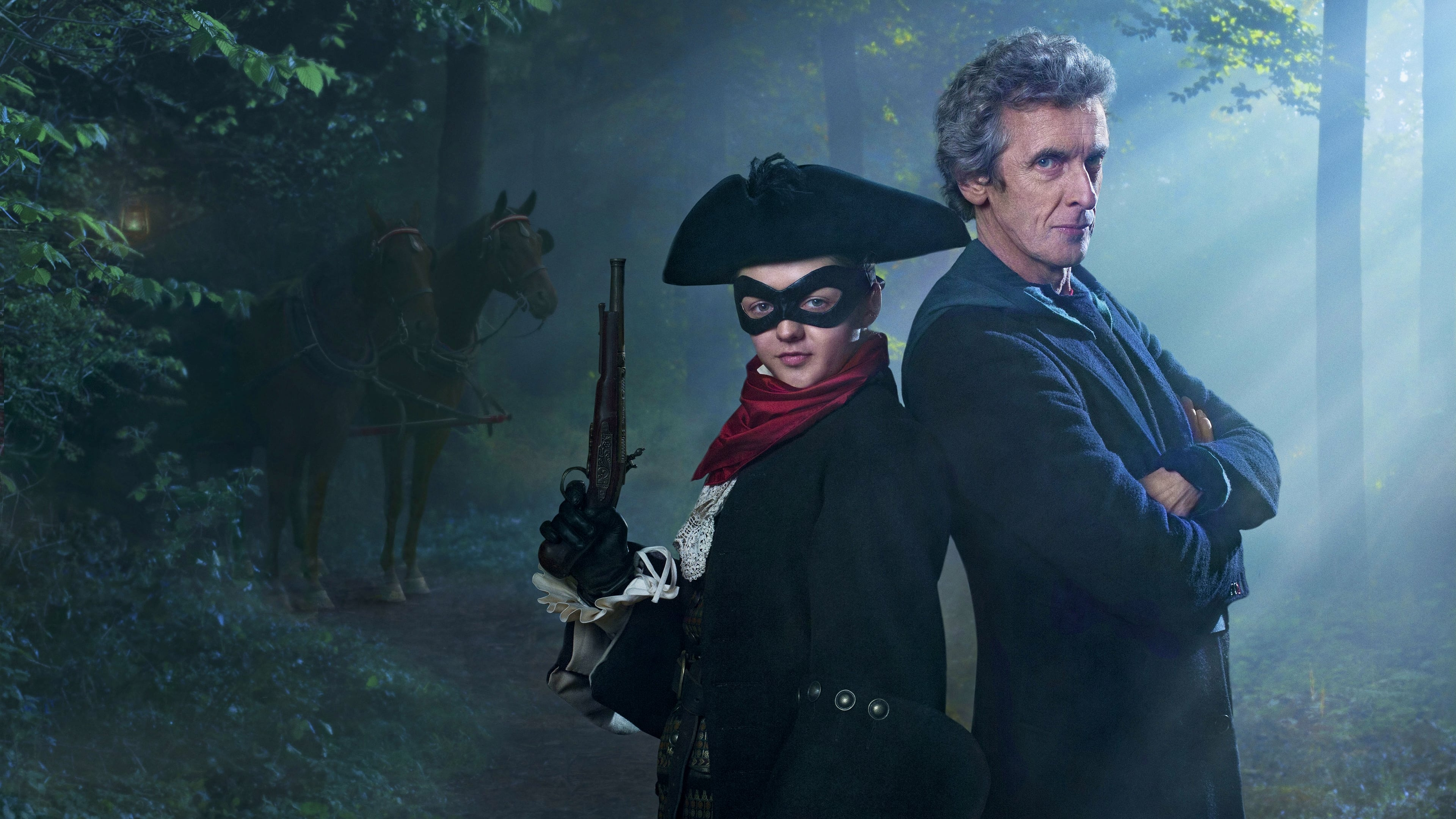 Doctor Who Season 9 :Episode 6  The Woman Who Lived (2)