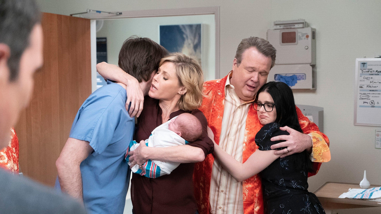 Modern Family Season 10 :Episode 22  A Year of Birthdays