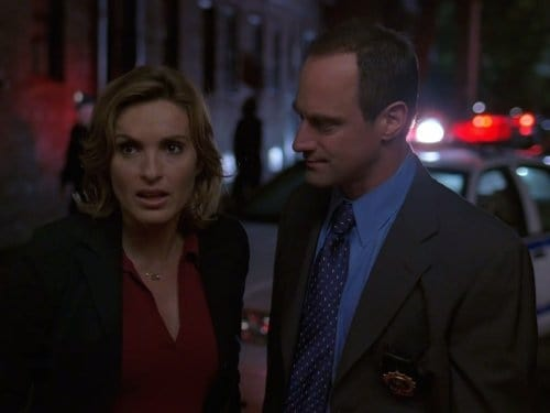 Law & Order: Special Victims Unit - Season 7 Episode 8 : Starved