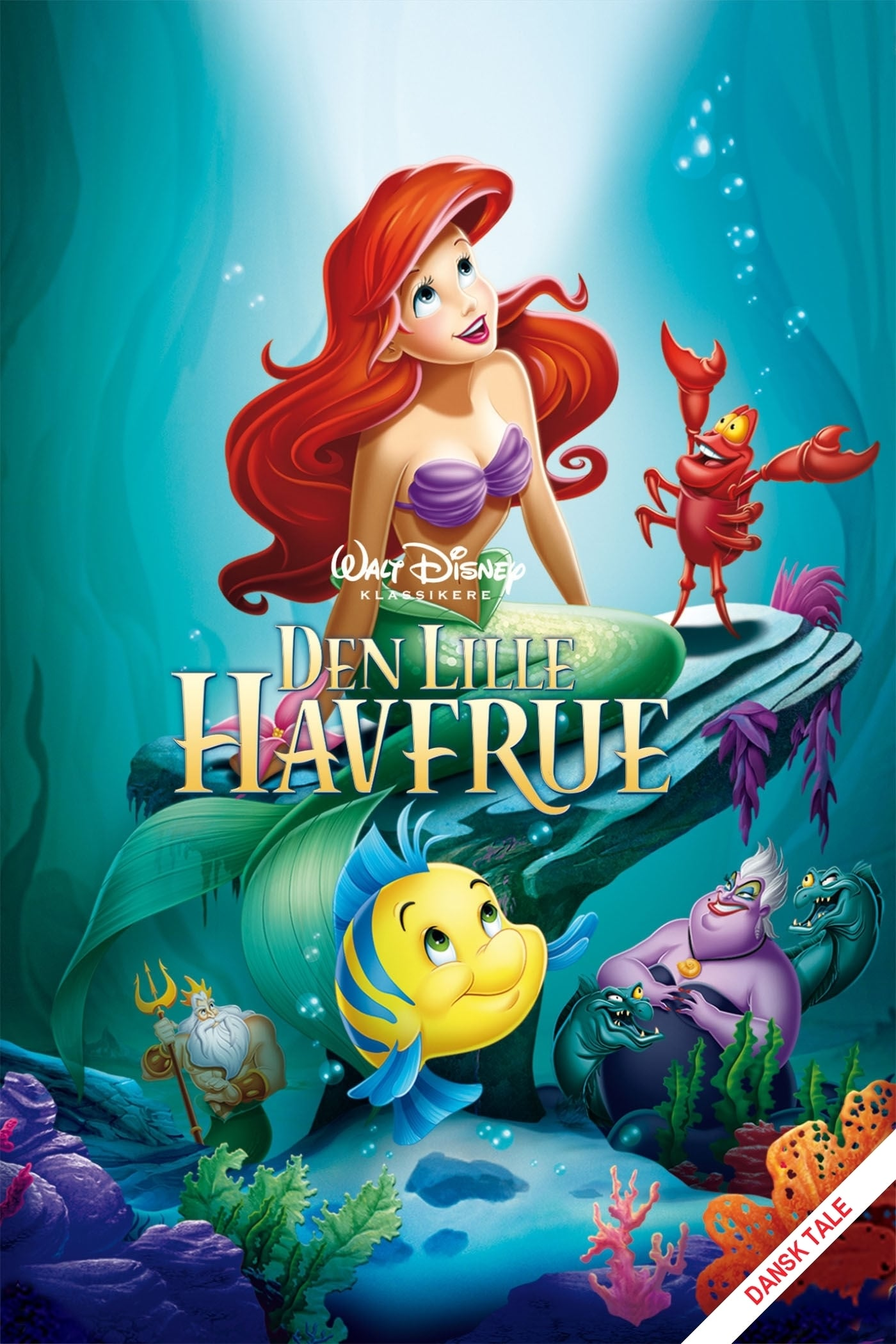List of Famous Films About Mermaid