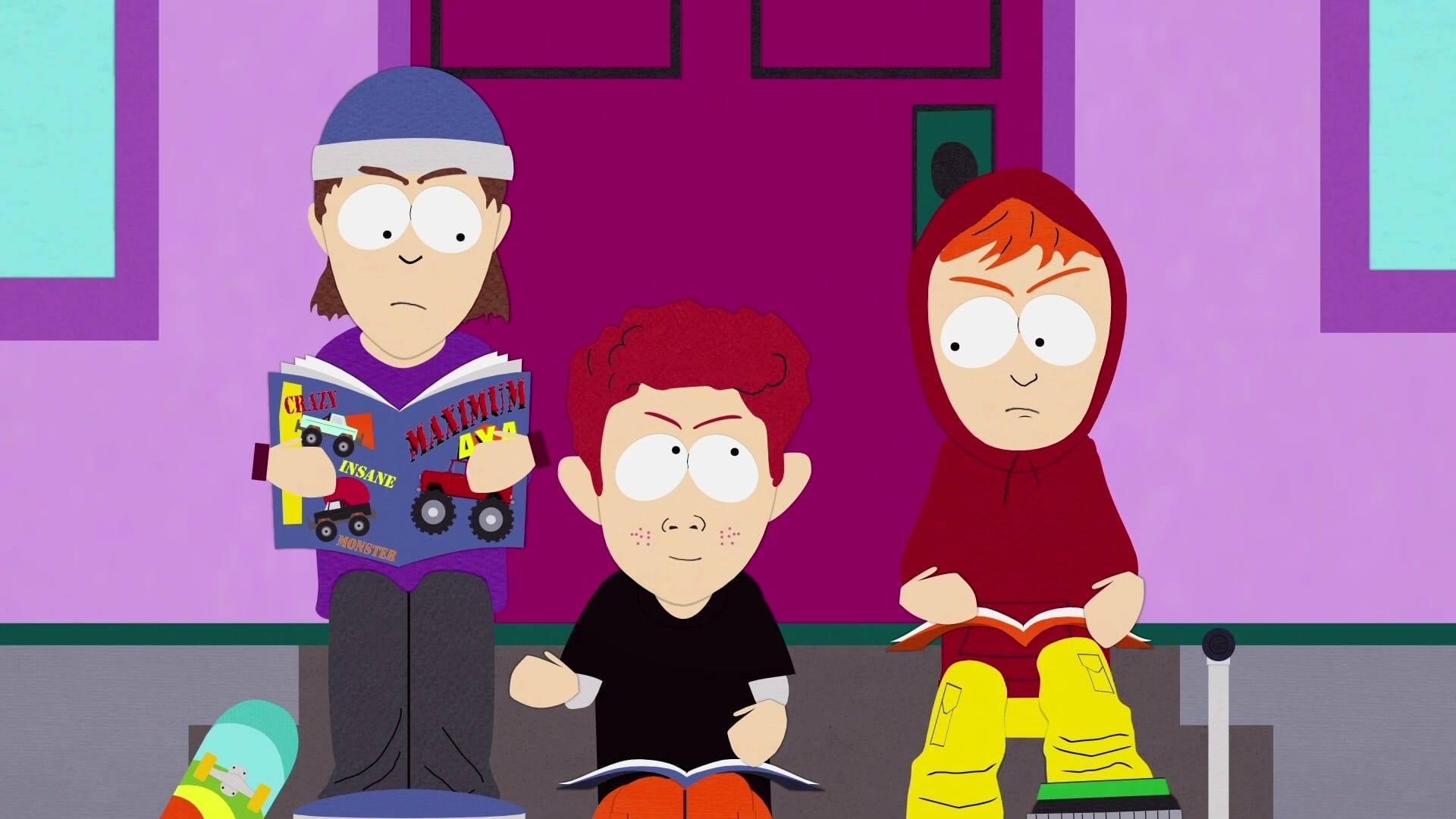 South Park Season 5 :Episode 4  Scott Tenorman Must Die