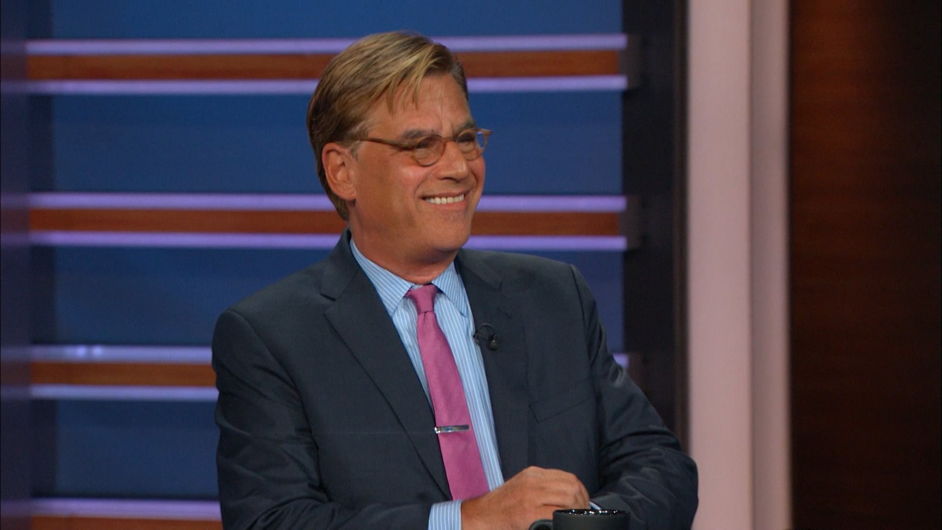 The Daily Show with Trevor Noah Season 21 :Episode 6  Aaron Sorkin