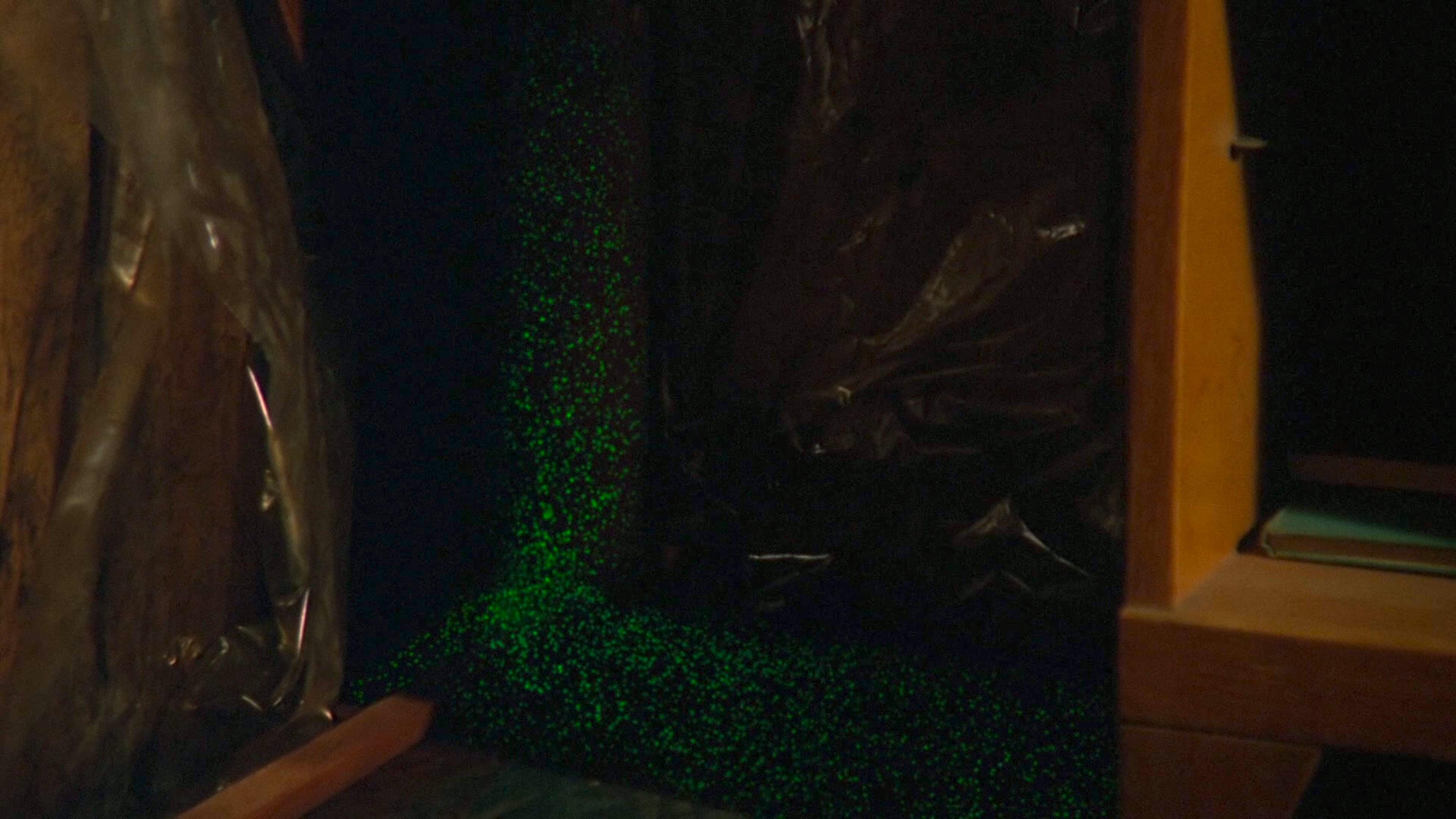 The X-Files Season 1 :Episode 20  Darkness Falls