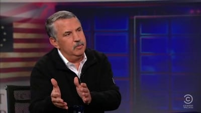 The Daily Show with Trevor Noah Season 17 :Episode 1  Thomas Friedman