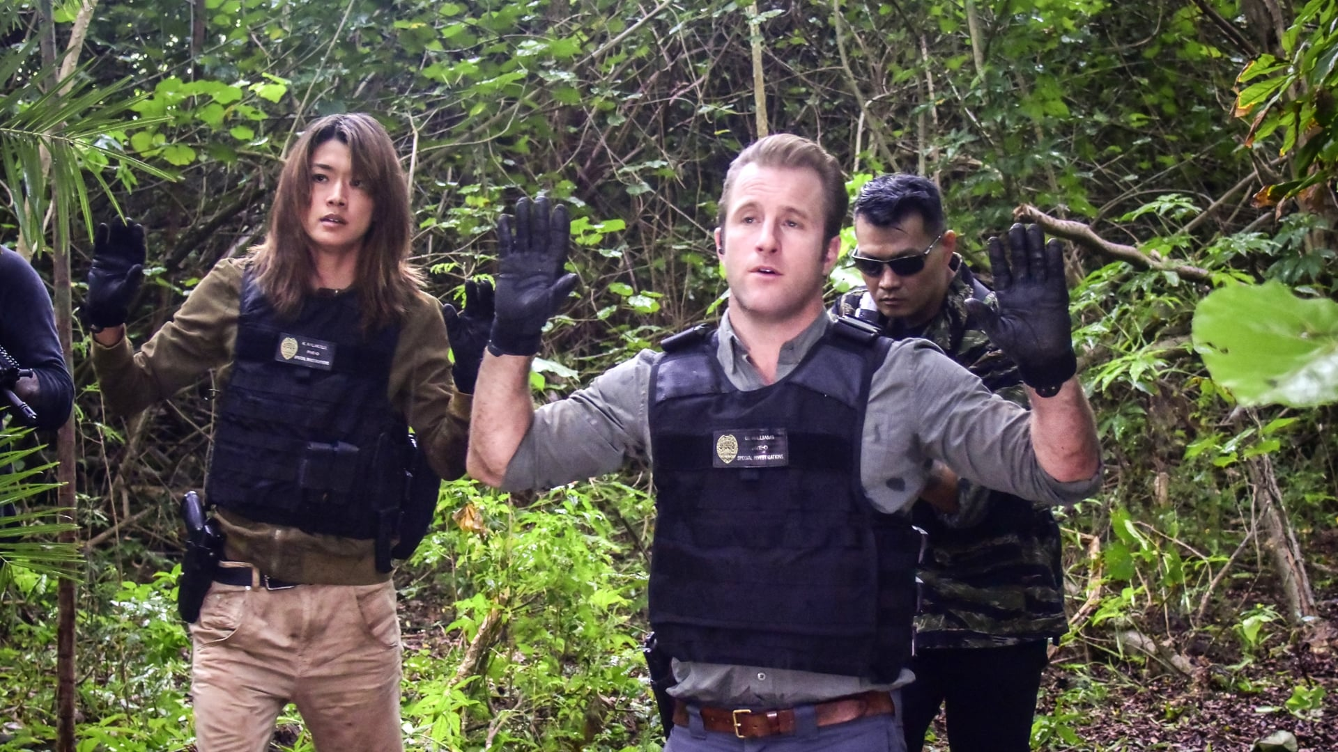 Hawaii Five-0 - Season 7 Episode 21 : Ua malo'o ka wai (The Water is Dried Up)