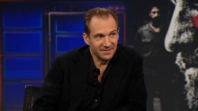 Season 17 :Episode 31  Ralph Fiennes