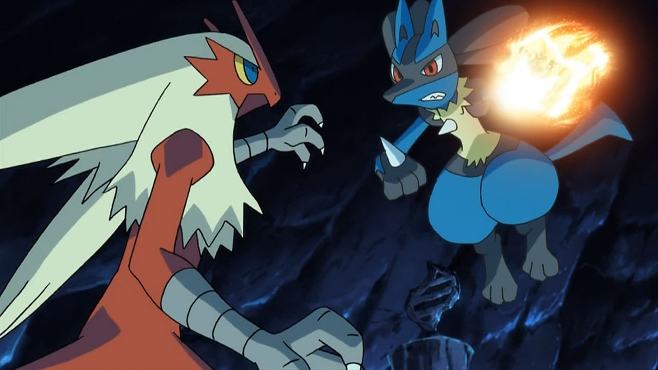 Pokémon Season 17 :Episode 30  The Cave of Trials!