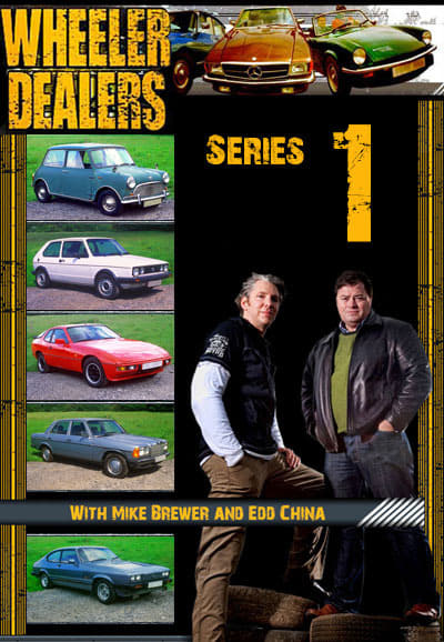 Wheeler Dealers Season 1