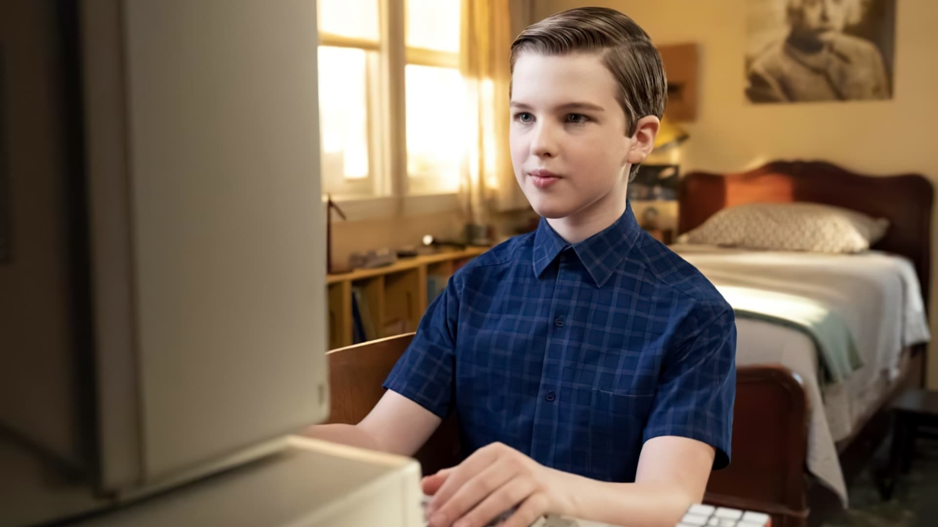 Young Sheldon - Season 4 Episode 15 : A Virus, Heartbreak and a World of Possibilities