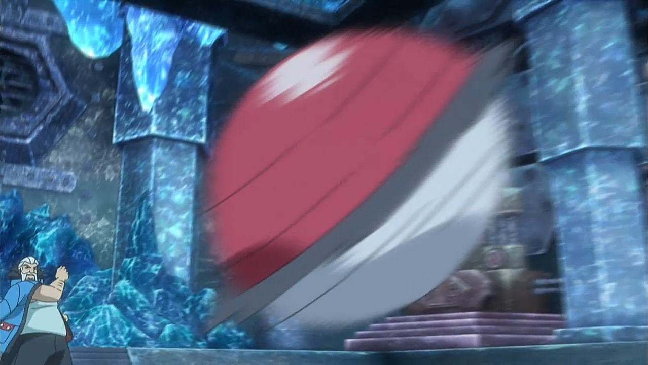 Pokémon Season 19 :Episode 27  All Hail the Ice Battlefield!