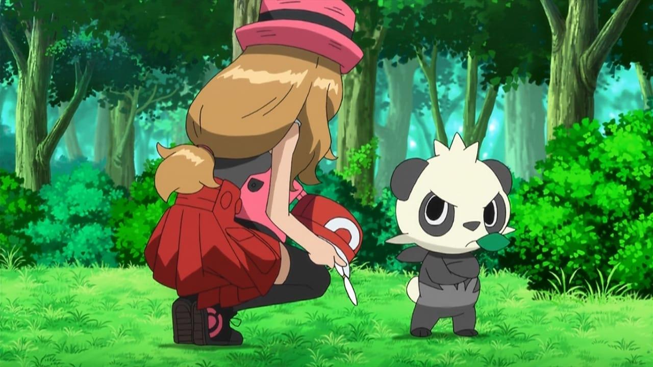 Pokémon Season 17 :Episode 46  Dreaming a Performer's Dream!