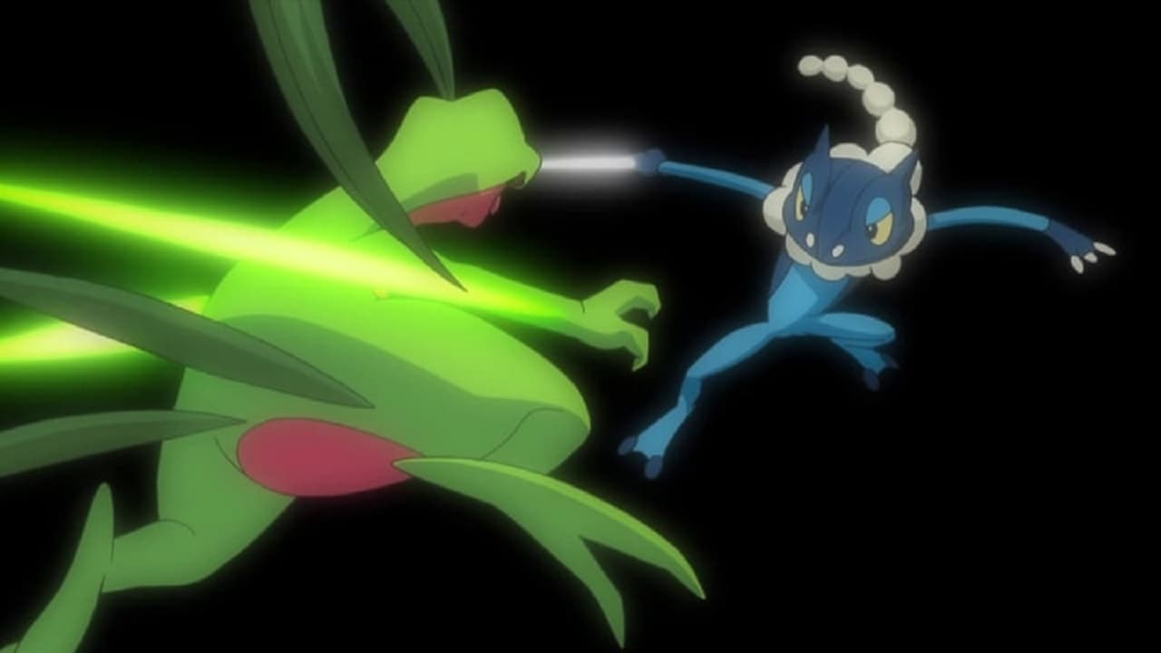 Pokémon Season 18 :Episode 27  Rivals: Today and Tomorrow!