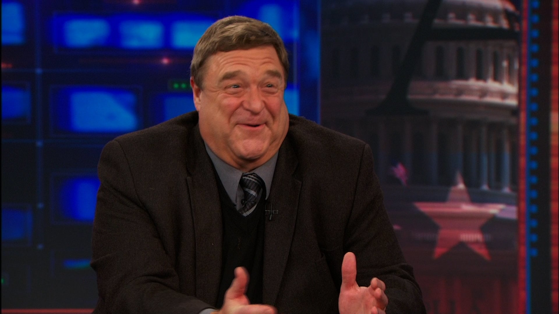 The Daily Show with Trevor Noah Season 19 :Episode 18  John Goodman