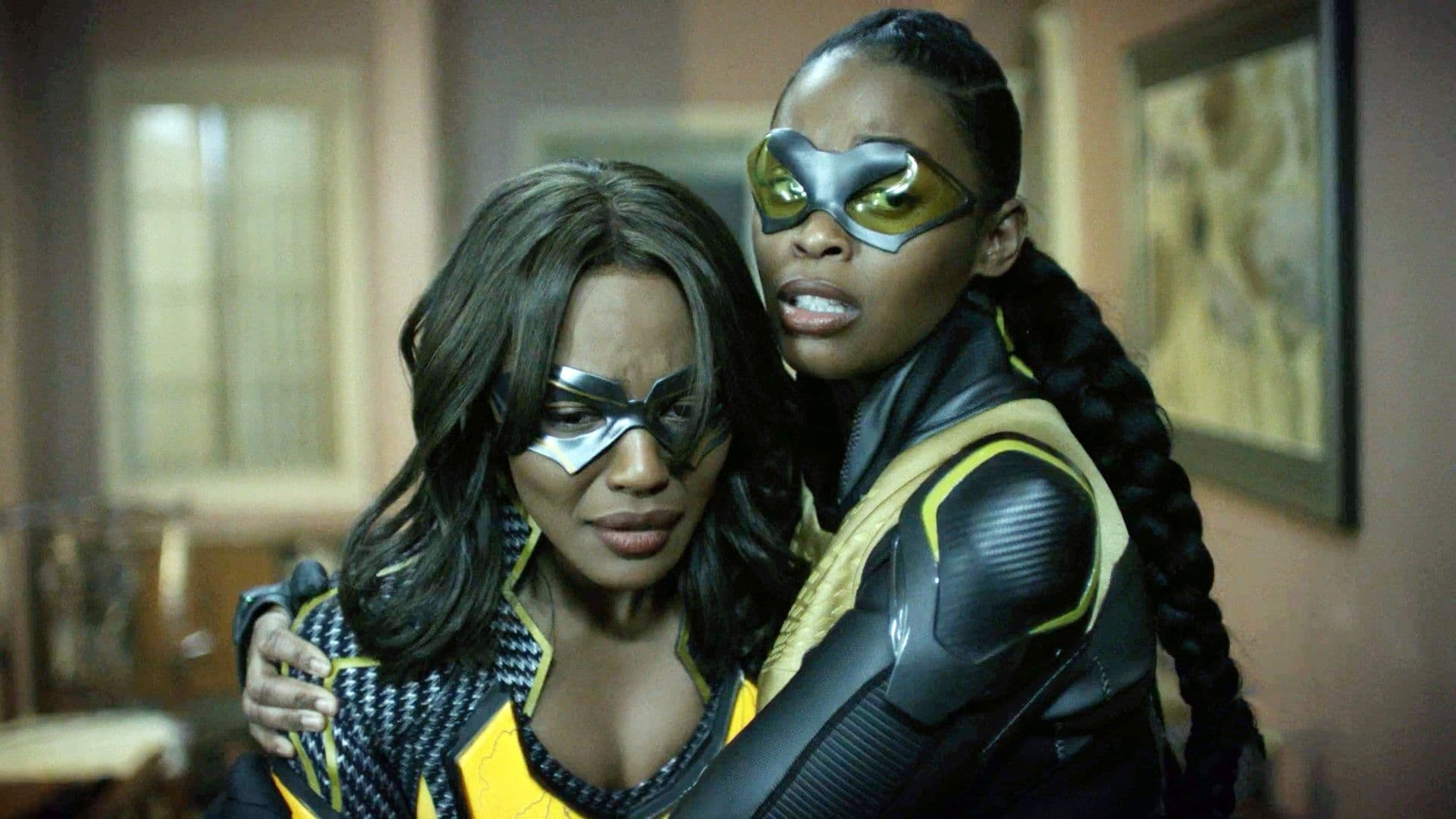 Black Lightning - Season 3 Episode 11 : The Book of Markovia: Chapter Two: Lynn's Addiction