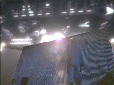 The X-Files Season 3 :Episode 2  Paper Clip