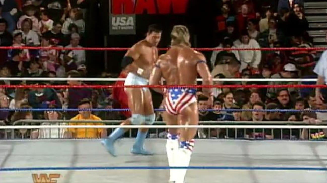 WWE Raw Season 2 :Episode 11  RAW 56