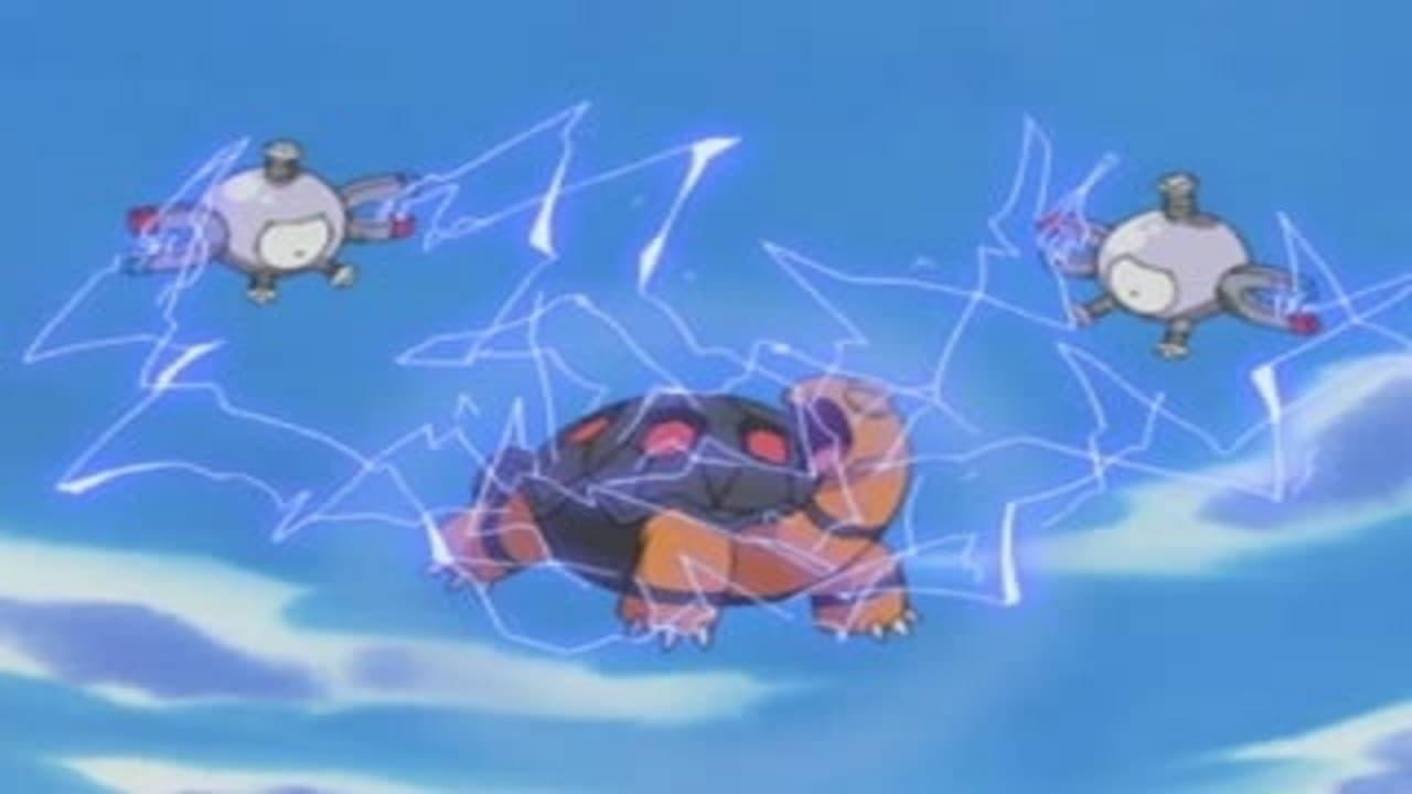 Pokémon Season 7 :Episode 18  All Torkoal, No Play