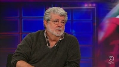 Season 17 :Episode 40  George Lucas