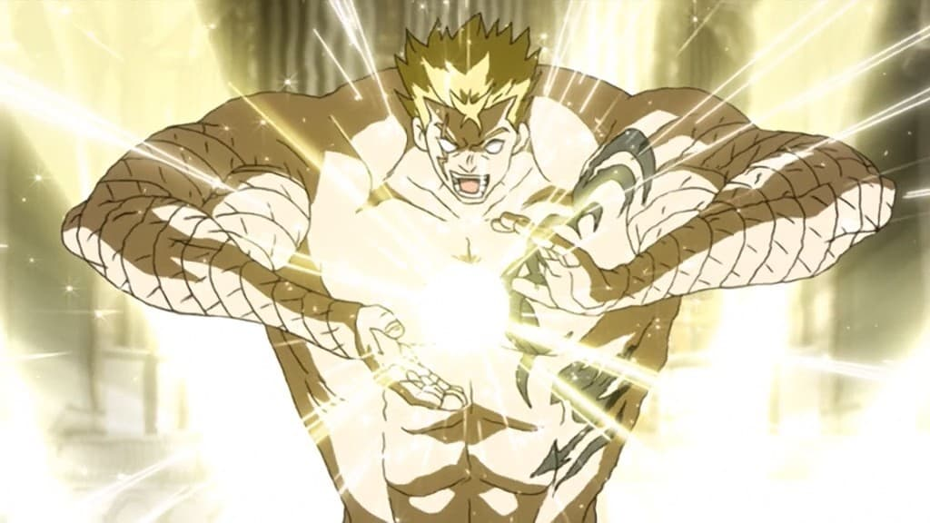 Fairy Tail Season 1 :Episode 47  Triple Dragon