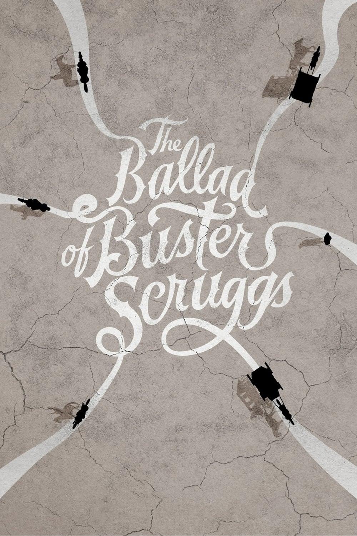 Póster La balada de Buster Scruggs