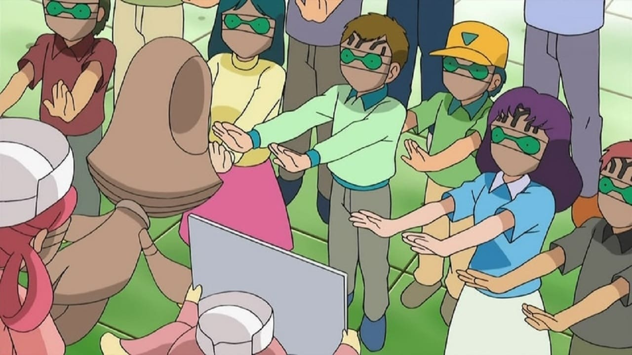 Pokémon Season 16 :Episode 36  Capacia Island UFO!