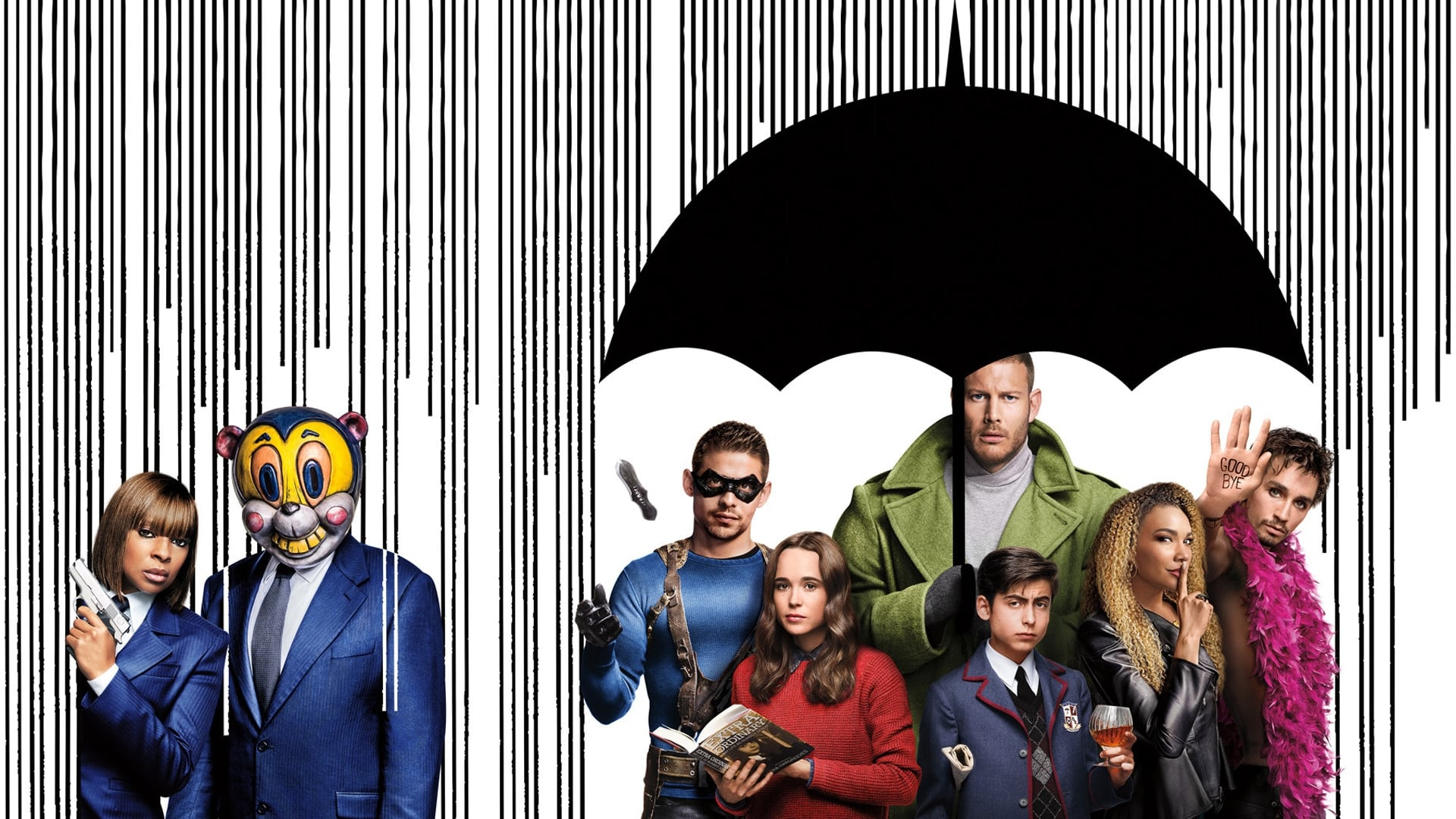 The Umbrella Academy - Season 2