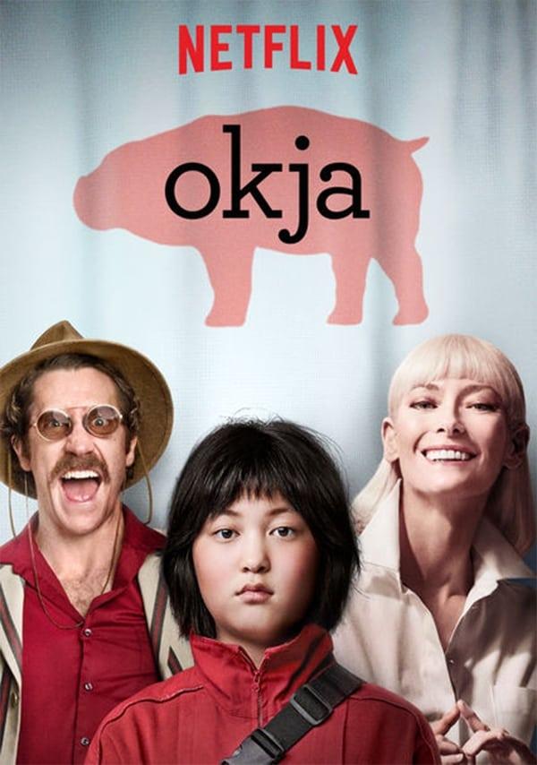 Póster Okja