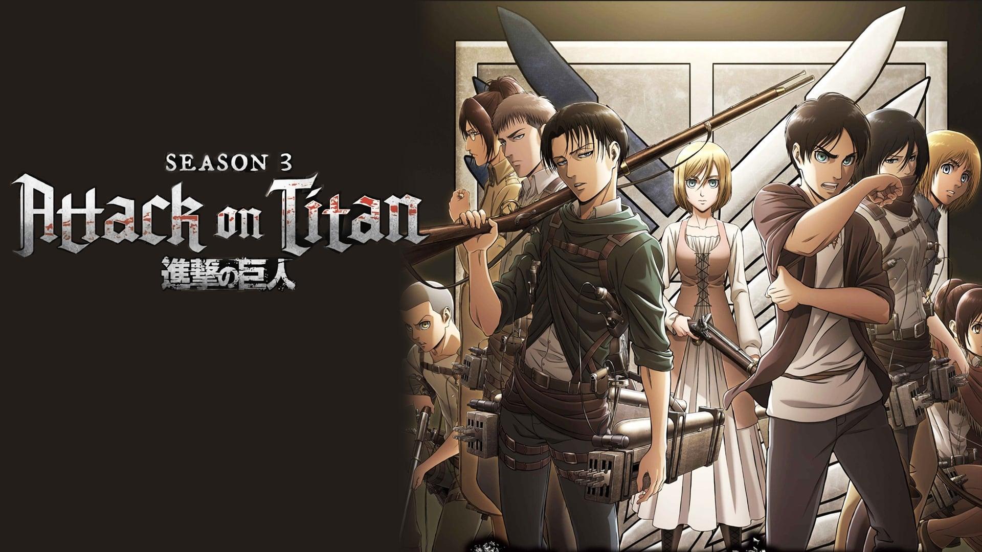 Attack on Titan - Season 1
