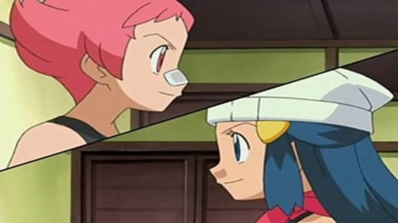 Pokémon Season 11 :Episode 15  Crossing the Battle Line!