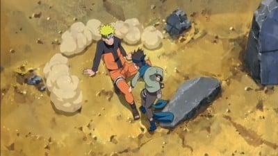 Naruto Shippūden Season 0 :Episode 4  Naruto vs. Konohamaru!!