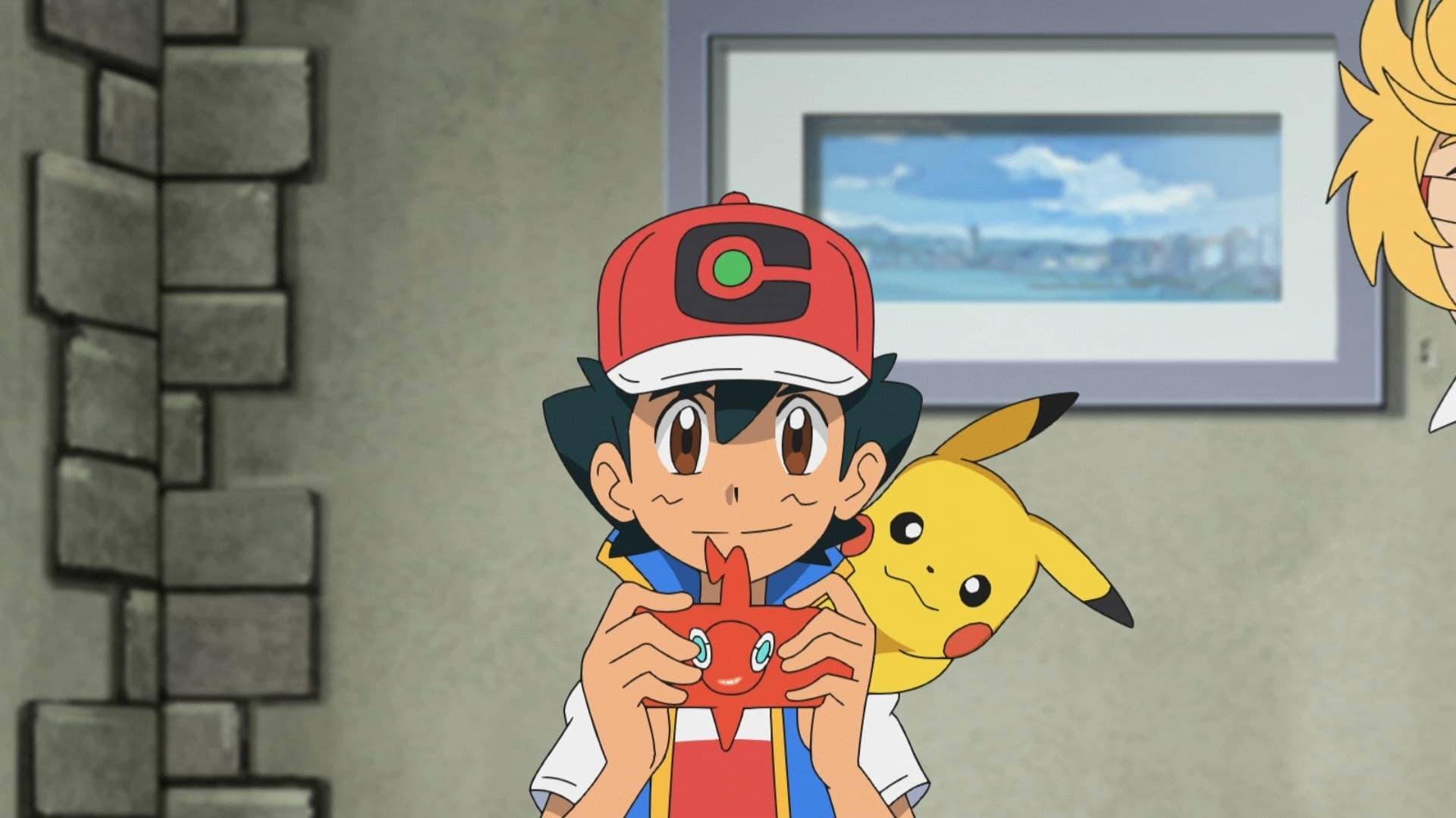 Pokémon Season 23 :Episode 18  Destination: Coronation!