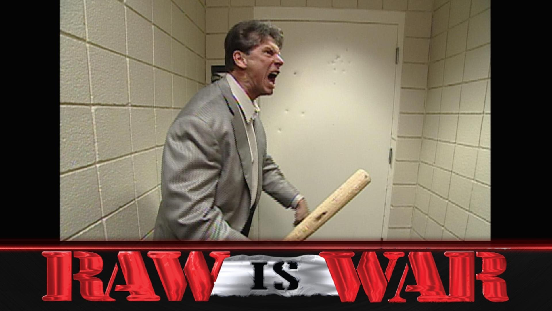 WWE Raw Season 7 :Episode 47  RAW is WAR 339