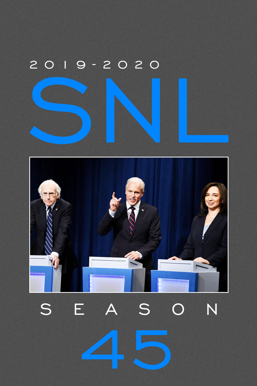 Saturday Night Live Season 45