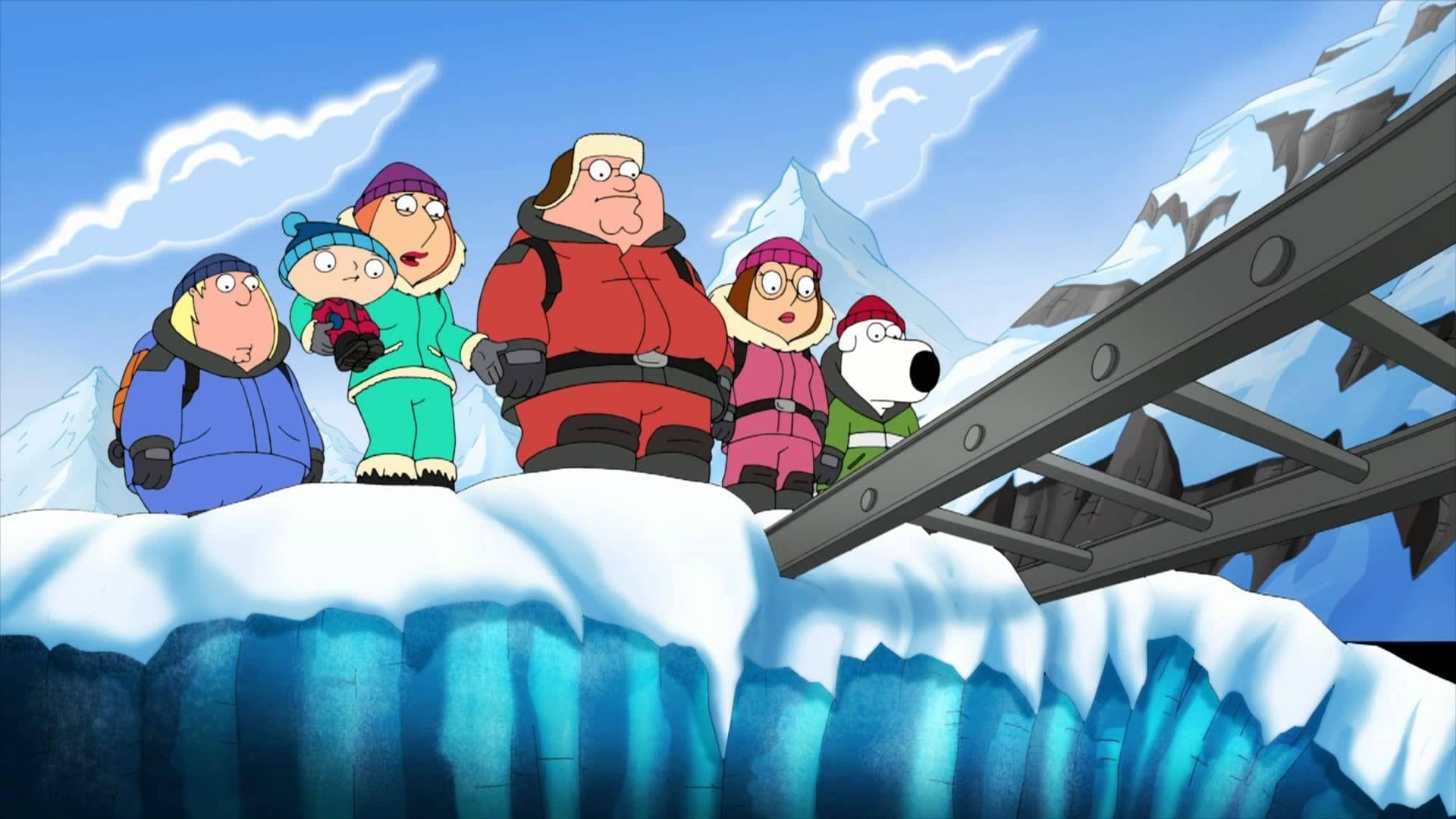 Family Guy Season 11 :Episode 1  Into Fat Air