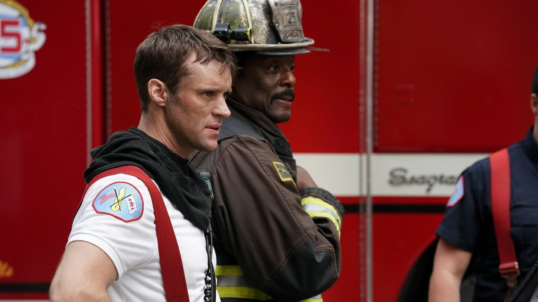 Chicago Fire Season 7 :Episode 2  Inferno