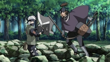 Naruto Shippūden - Season 13 Episode 284 : The Helmet Splitter: Jinin Akebino!