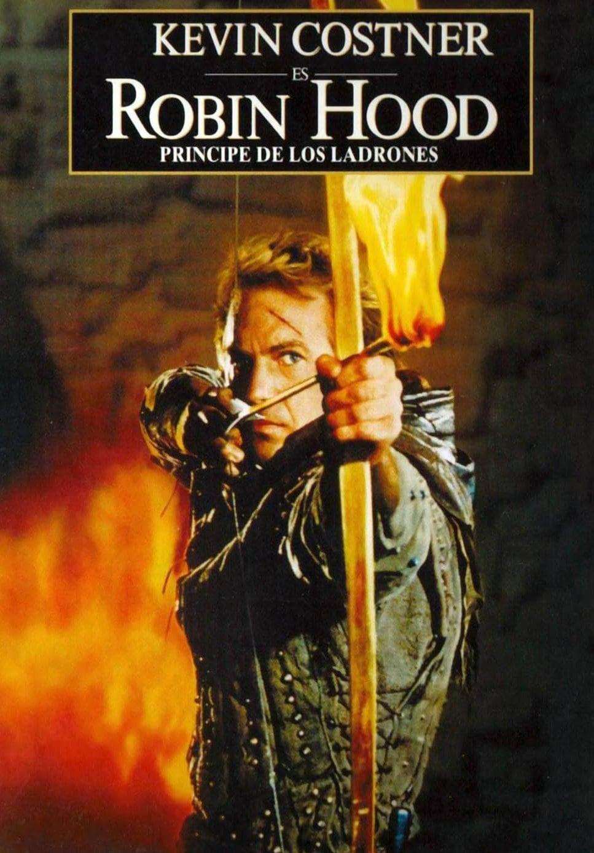 Póster Robin Hood: Príncipe de los ladrones