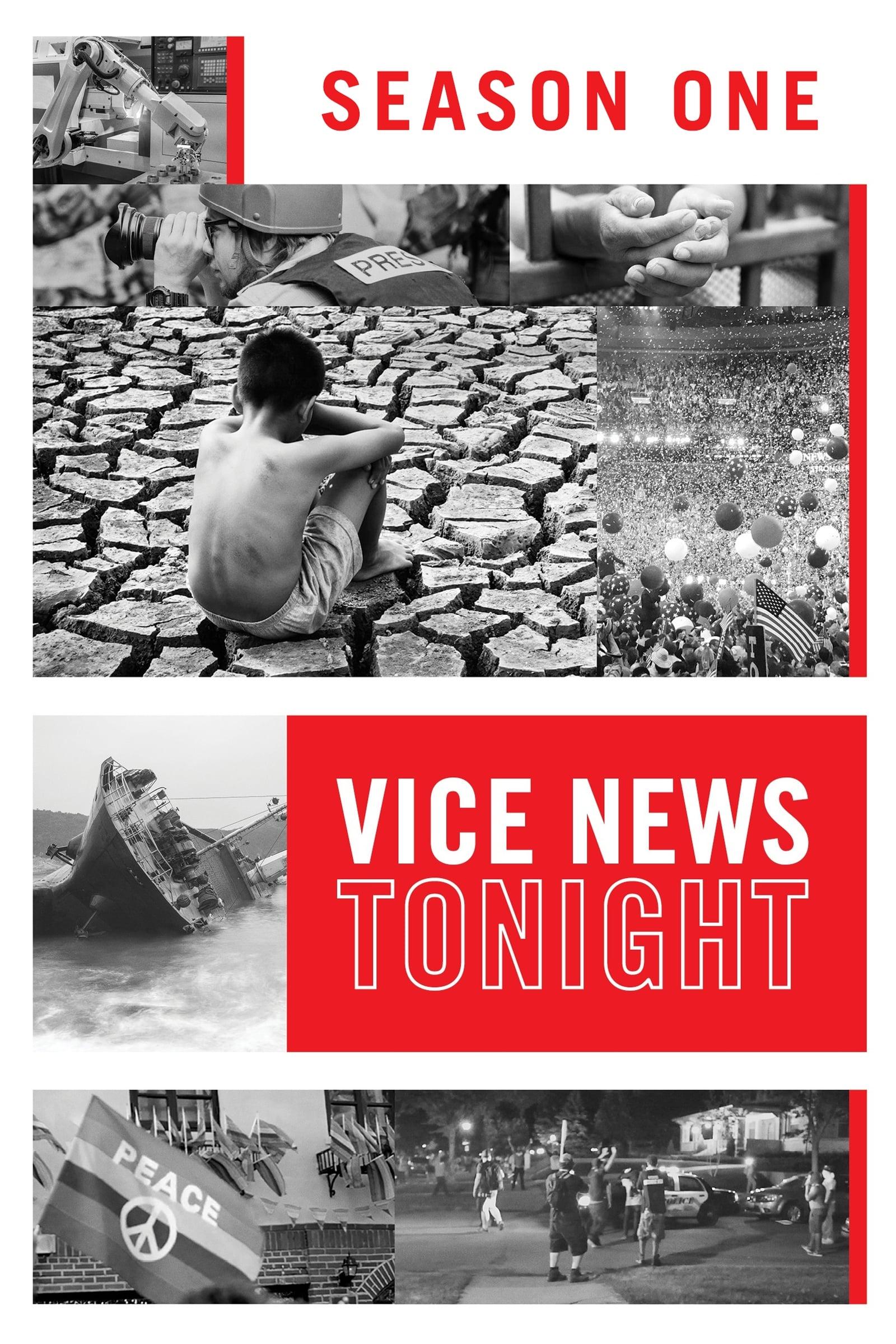 VICE News Tonight Season 1