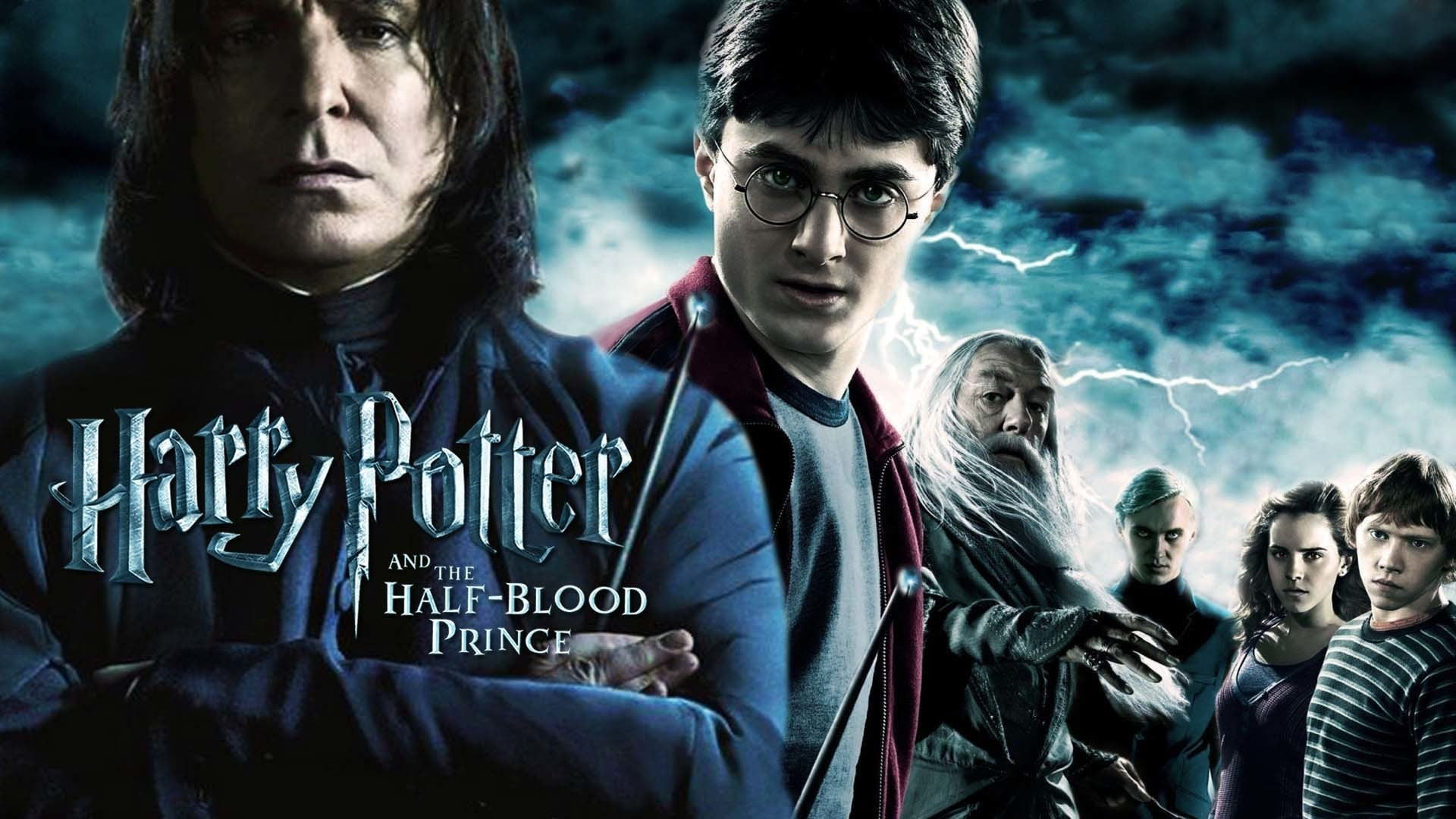 Movie release of half blood prince