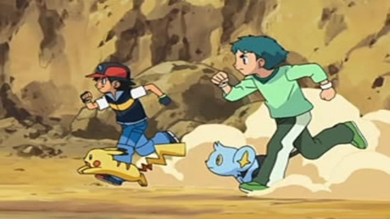 Pokémon Season 11 :Episode 39  One Team, Two Team, Red Team, Blue Team!