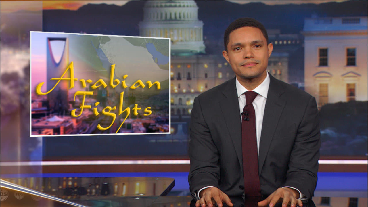 The Daily Show with Trevor Noah Season 23 :Episode 18  Jeff Ross