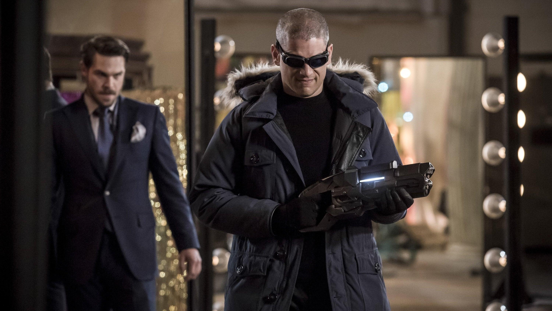 The Flash Season 3 :Episode 4  Spiegelwelten