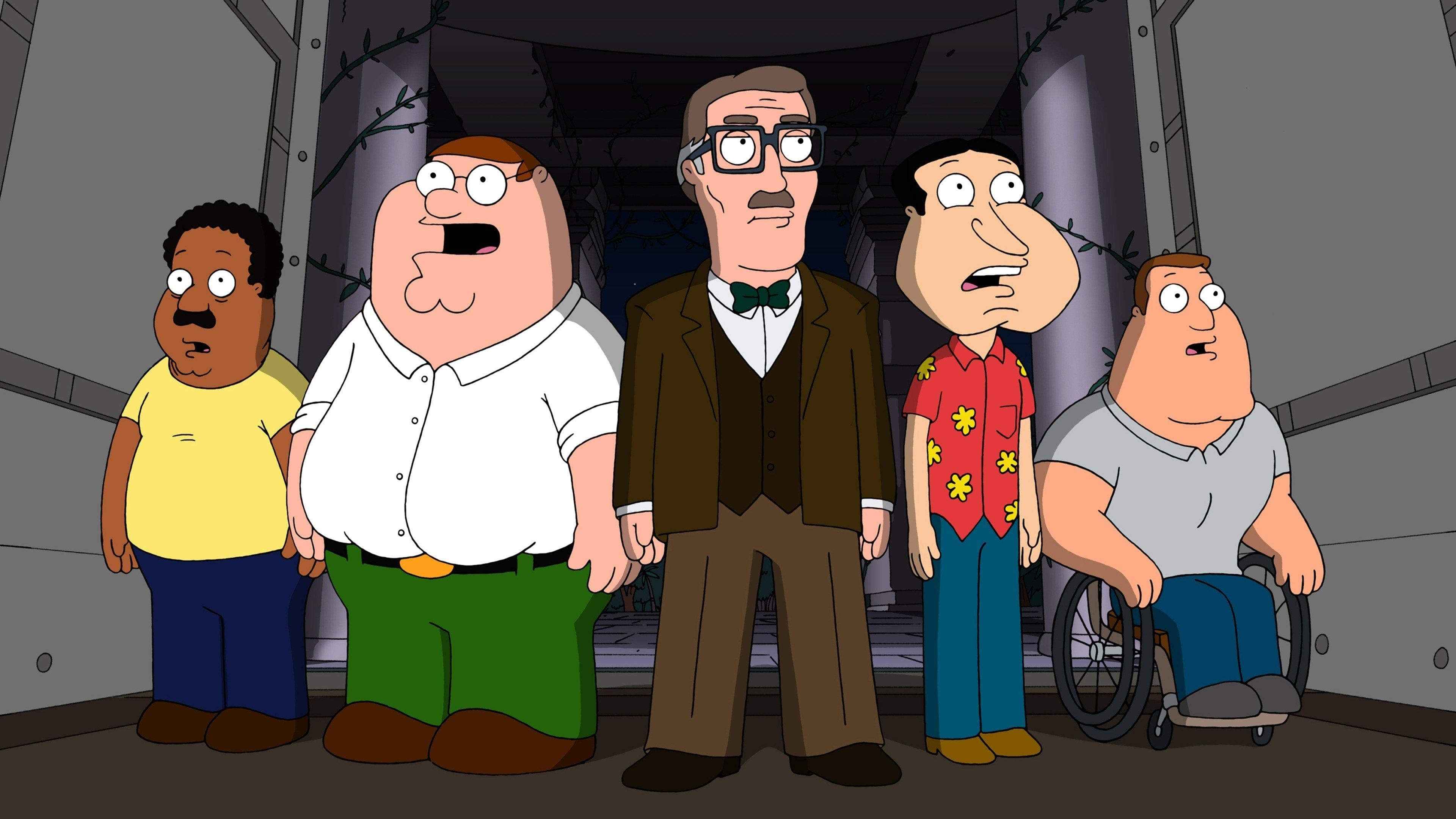 Family Guy Season 8 :Episode 19  The Splendid Source