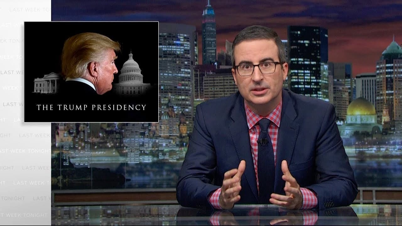 Last Week Tonight with John Oliver • S04E30