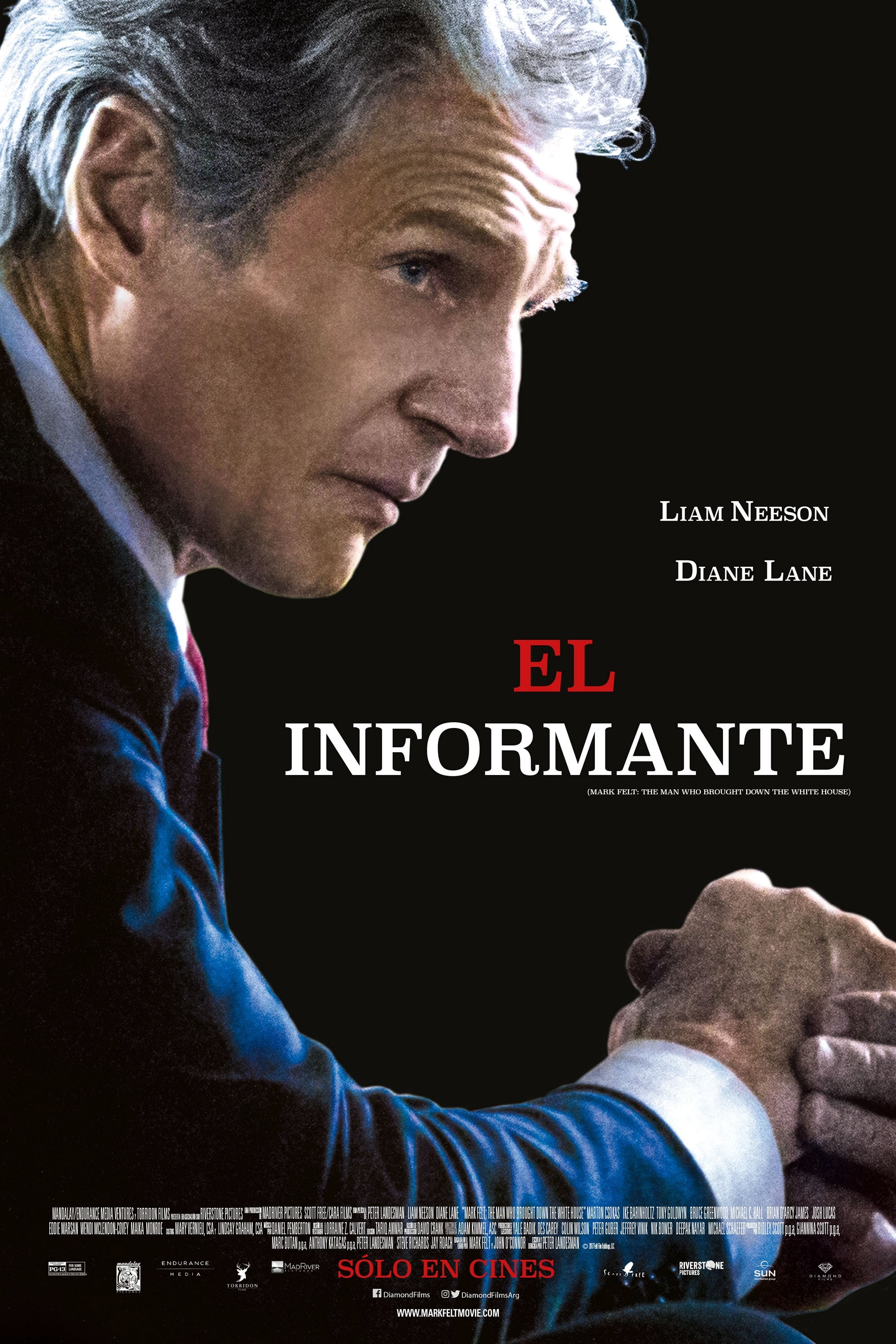 El Informante (Mark Felt – The Man Who Brought Down The White House)