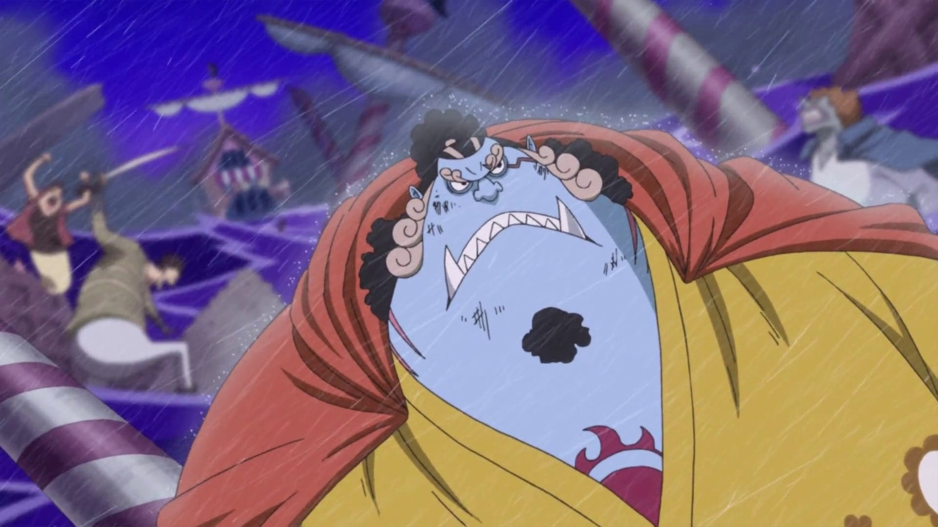 One Piece Season 19 :Episode 877  Time for Farewell! Pudding's One Last Request!
