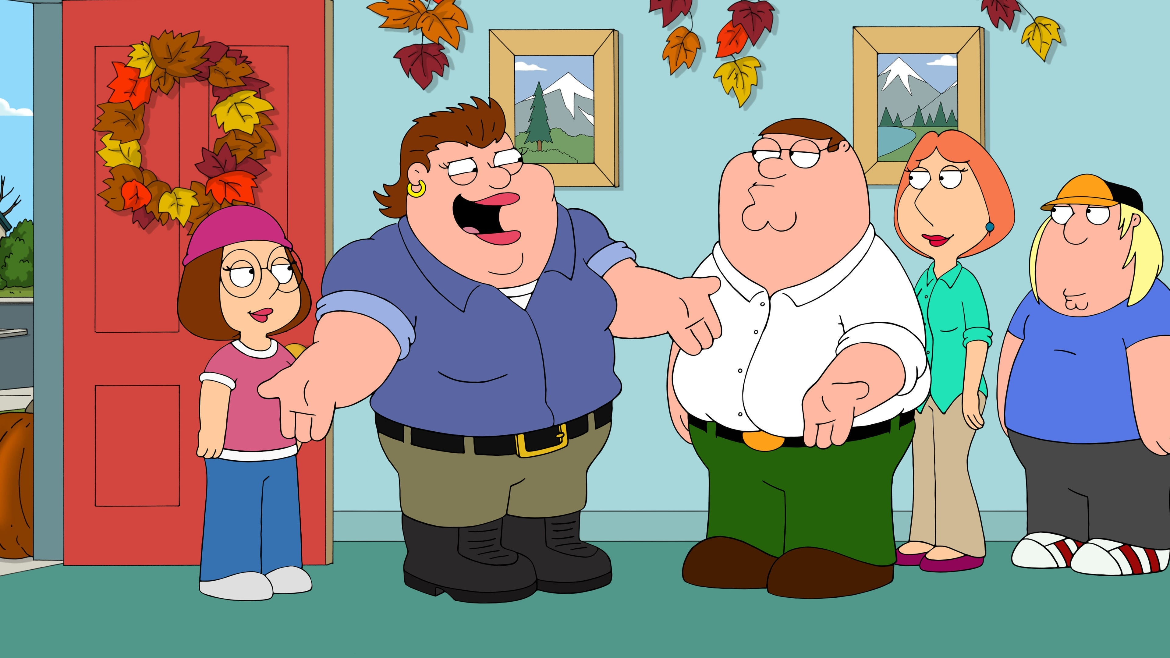 Family Guy Season 14 : Peter's Sister