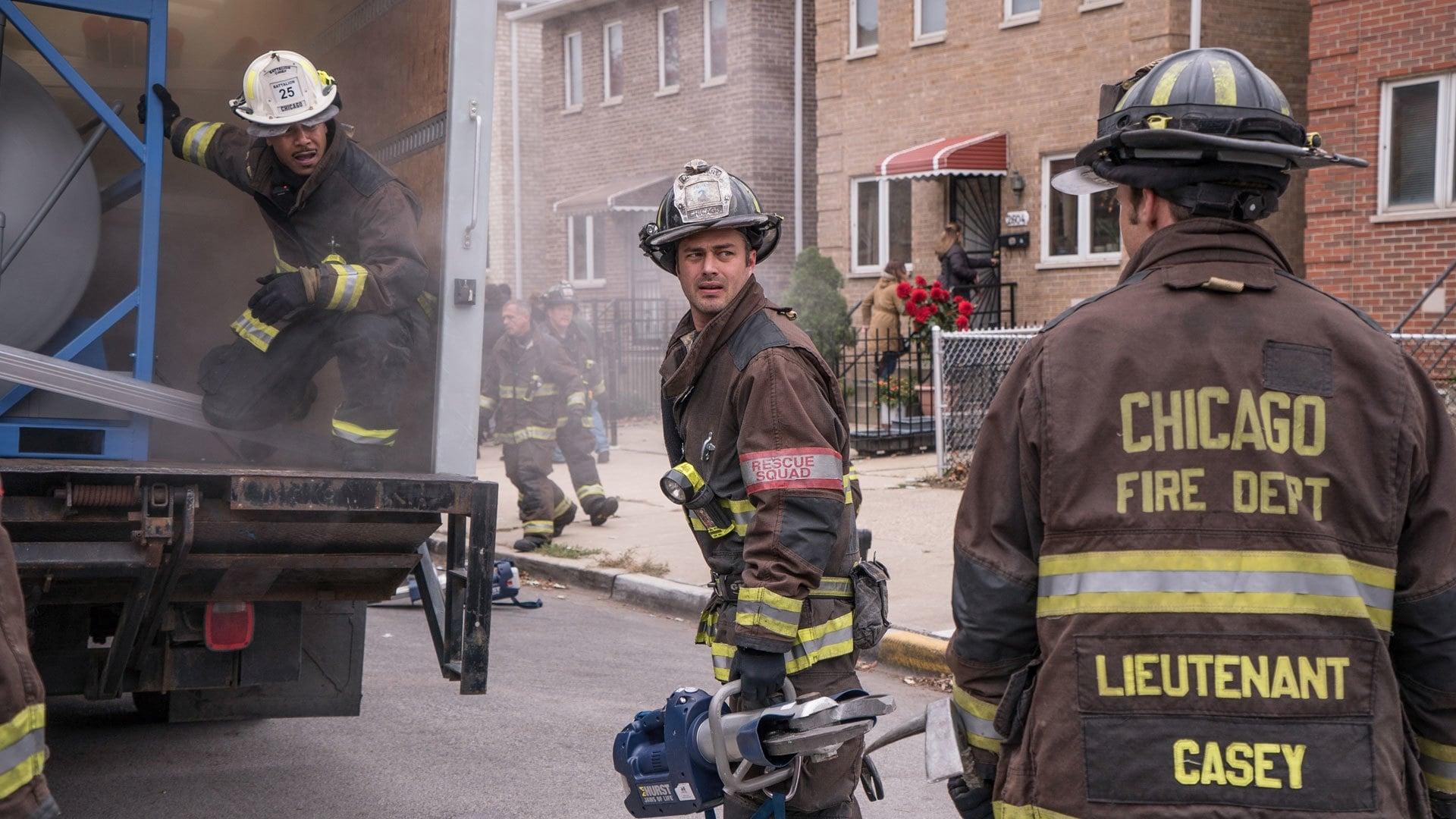Chicago Fire Season 4 :Episode 9  Ende mit Schrecken
