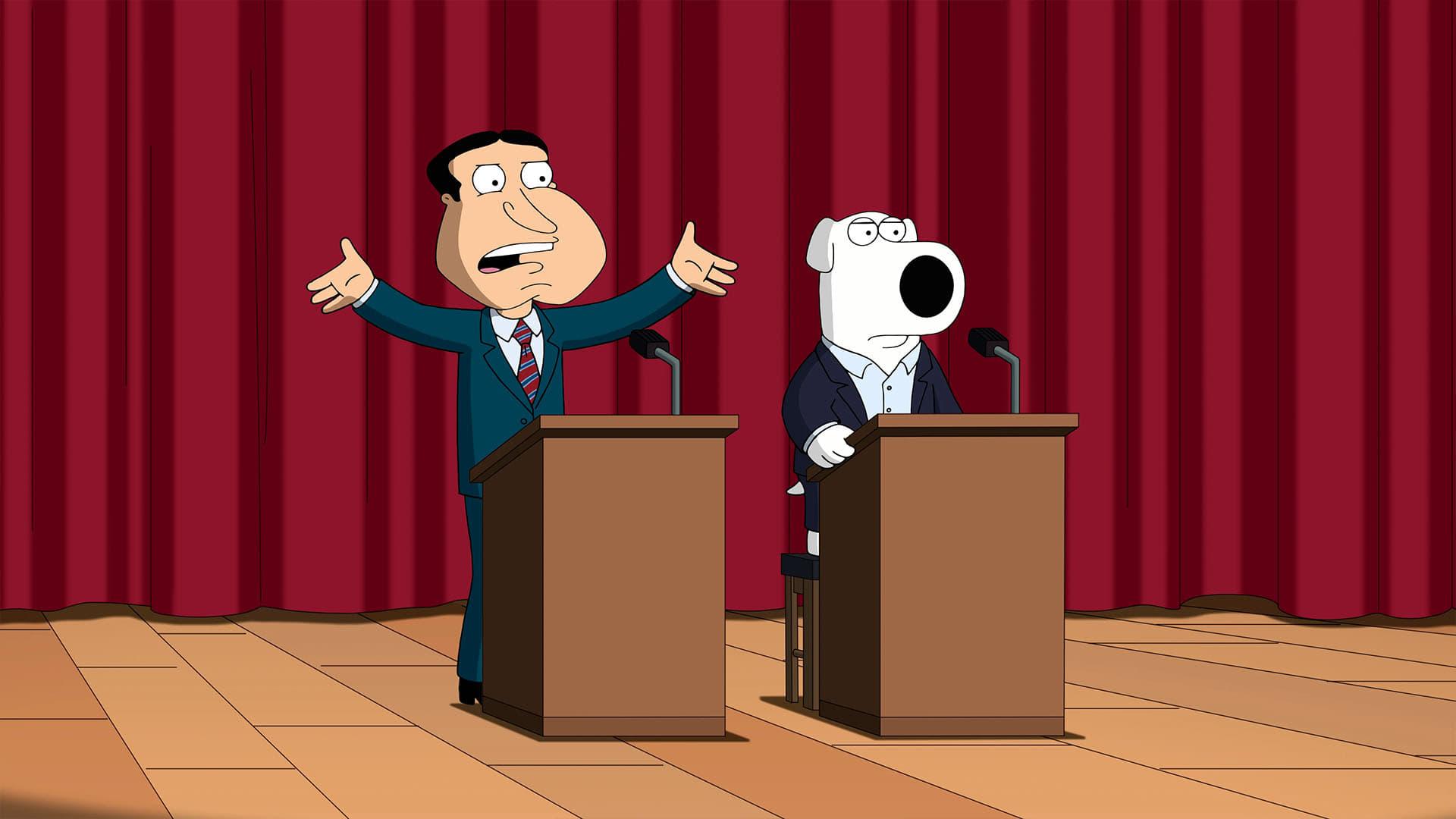 Family Guy Season 17 :Episode 20  Adam West High