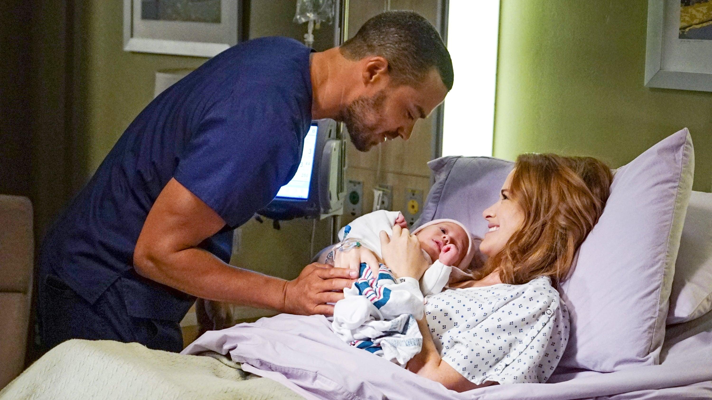 Grey's Anatomy Season 13 :Episode 1  Undo